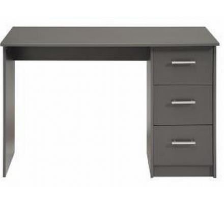 Psací stůl General 3S - šedý