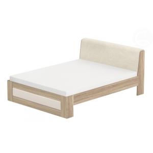 Čalouněná postel MAMAN 160x200, Provedení Bez šuplíku
