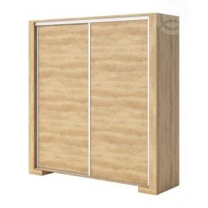 Šatní skříň s posuvnými dveřmi NEL Komfort