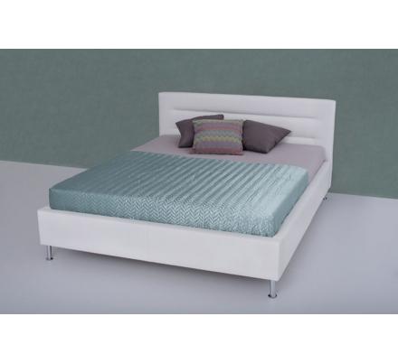 Čalouněná postel AVA Fenix 160x200cm - výběr potahů