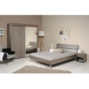 Ložnice Simple - ořech stříbrný