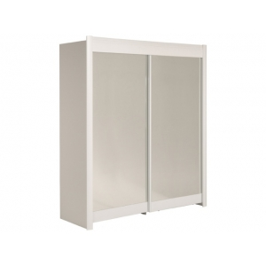 Šatní skříň Clea 180 - bílá PA