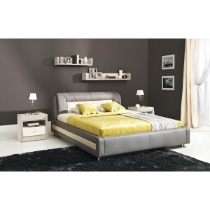 Čalouněná postel ASTA - 160x200, Provedení bez úložného prostoru
