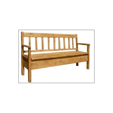 Jídelní lavice SIL 14 - selský nábytek