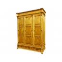 Šatní skříň SZY 08 - II - selský nábytek
