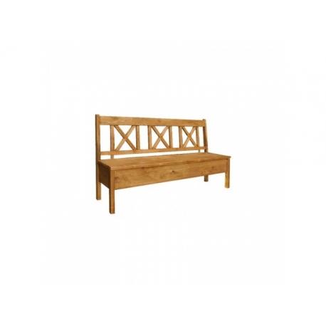 Jídelní lavice SIL 13 - selský nábytek