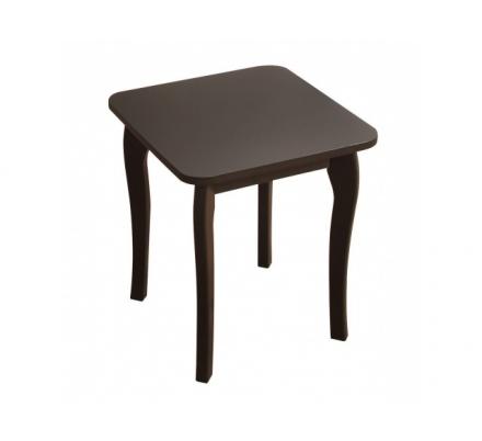 Stolička Baroko - černo/hnědá