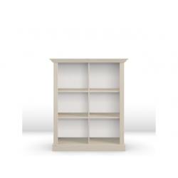 Knihovna Moris - bílá