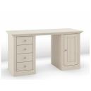 Psací stůl Moris - bílá