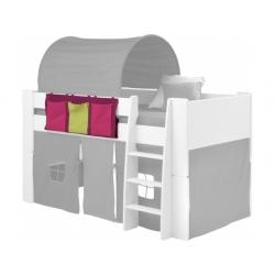 Dětský kapsář Dash 3ks - lila/růžová