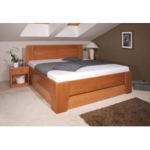 Manželská postel s úložným prostorem Olympia 3, 180x200