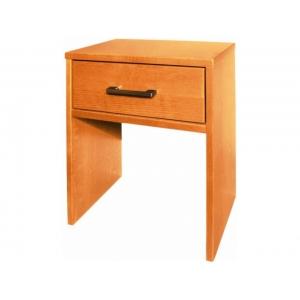 Noční stolek z masivu UNI