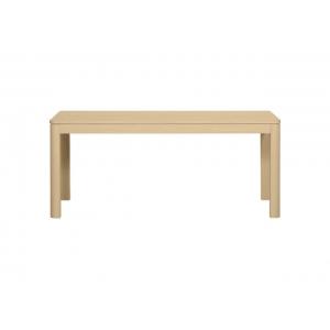 Jídelní stůl Margo - dub masiv/dýha