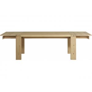 Jídelní stůl rozkládací Helen - masiv PA