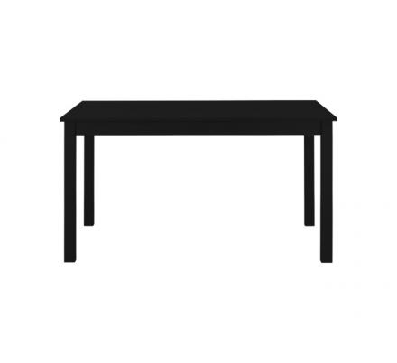 Jídelní stůl obdélníkový Nora - černá