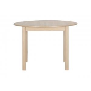 Jídelní stůl kulatý Nora - dub