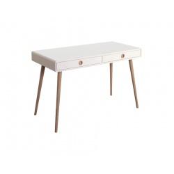 Psací stůl Sofie I - bílý