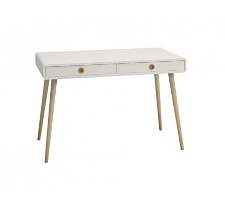 Psací stůl Sofie II - bílý