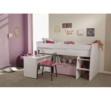 Dětská postel Zoe multifunkční