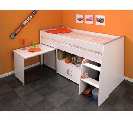 Dětská multifunkční postel Reverse