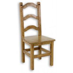 Jídelní židle z masivu 01 - výběr moření