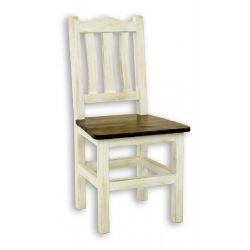 Jídelní židle z masivu 05 - výběr moření