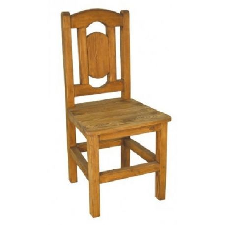 Jídelní židle z masivu 07 - výběr moření