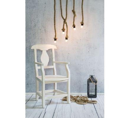 Jídelní židle z masivu 11 - výběr moření