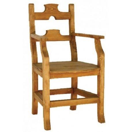 Jídelní židle z masivu 12 - výběr moření