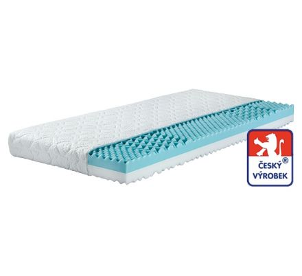 Sendvičová matrace Odette - 100x200cm