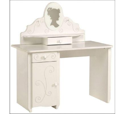 Dětský psací stůl Alice II s toaletkou
