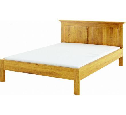 Postel z masivu 01 160x200cm - selský nábytek