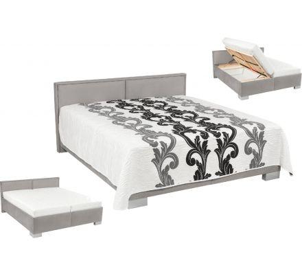 Luxusní čalouněná postel ESTER