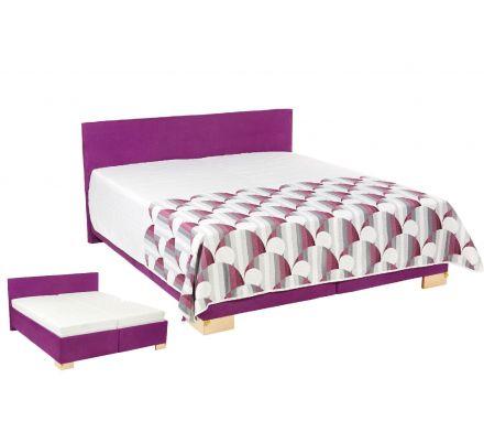Luxusní čalouněná postel IVANA