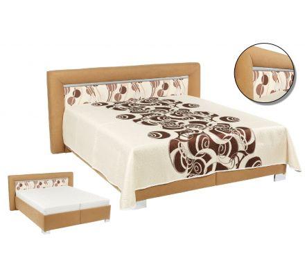 Čalouněná postel ŠARLOTA