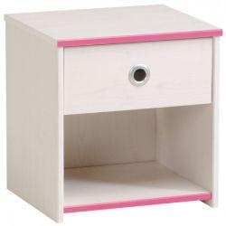 Dětský noční stolek SMOOZY - výběr barev