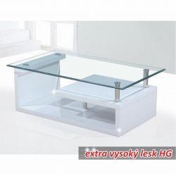 Konferenční stolek, vysoký lesk HG T-14