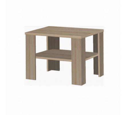 Malý konferenční stolek dub sonoma T-56