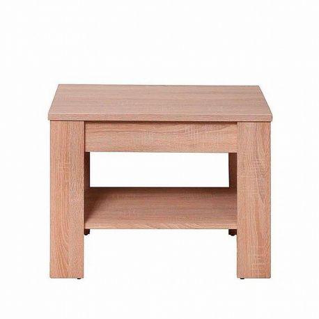 Malý konferenční stolek dub sonoma T-70