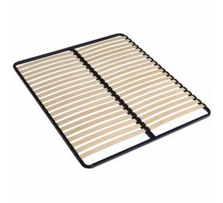 Lamelový rošt v kovovém rámu 140x200, 160x200, 140x190