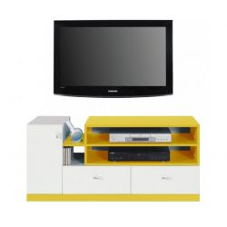 Televizní stolek Moli - výběr barev