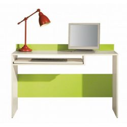 Psací stůl Baron 19 - oranžová, modrá nebo limetka