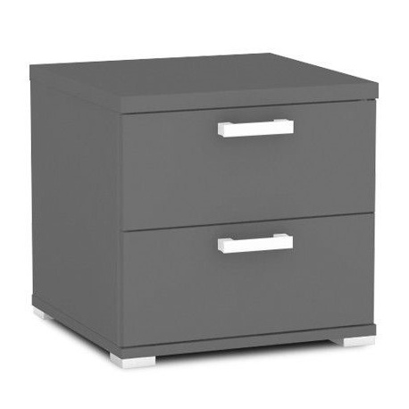 Noční stolek REA OTTAWA Up 1- graphite