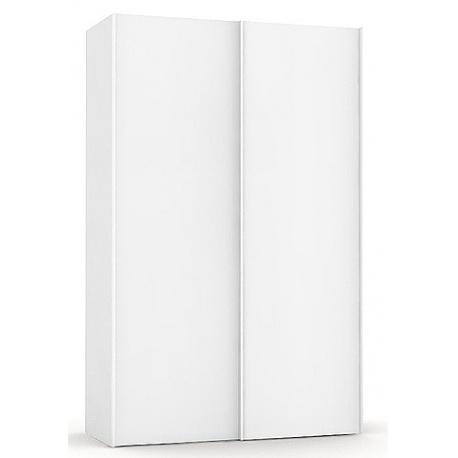 Vysoká šatní skřín REA Houston up 4 - bílá