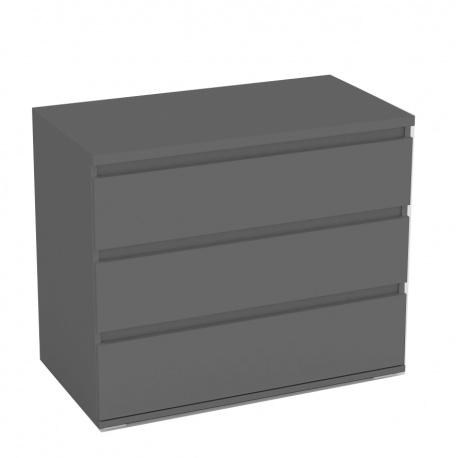 Komoda REA Amy 2 - graphite