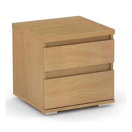 Noční stolek REA Amy 1 - buk