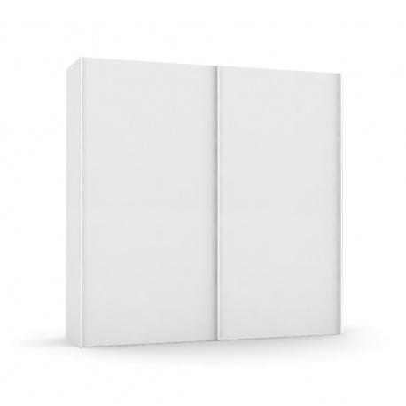 Velká šatní skřín REA Houston up 6 - bílá