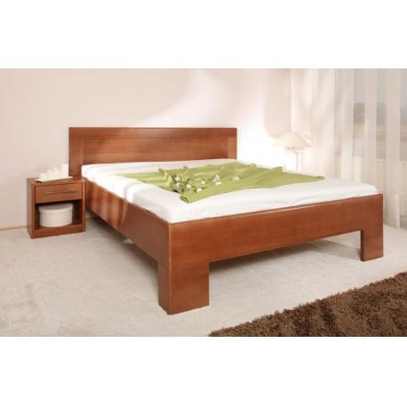 Masivní postel s úložným prostorem Varezza 7 - 80