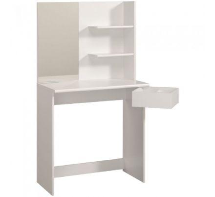 Toaletní stolek Kala - bílá