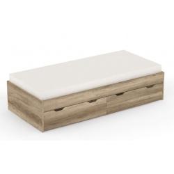 Dětská postel s úl. prostorem REA Misty 90x200cm